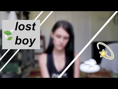 lost boy - Ruth b | cover (reuploaded)