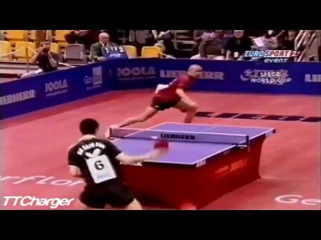 World Cup 2005: Oh Sang Eun vs. Michael Maze