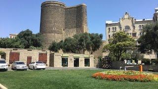 Девичья Башня (Баку) - Qız Qalası (Baki) - Maiden's Tower (Baku)