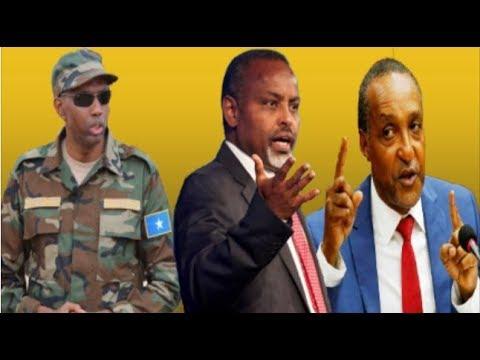 Warar Deg Deg Ah Xiisada Somalia & Kenya,Khayre Oo Ciidamada Amray