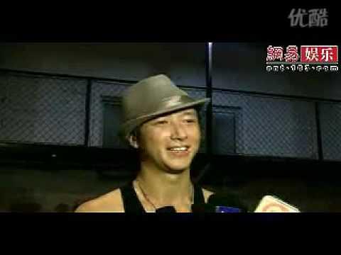 100707 Han Geng Interview @ Concert Rehearsal