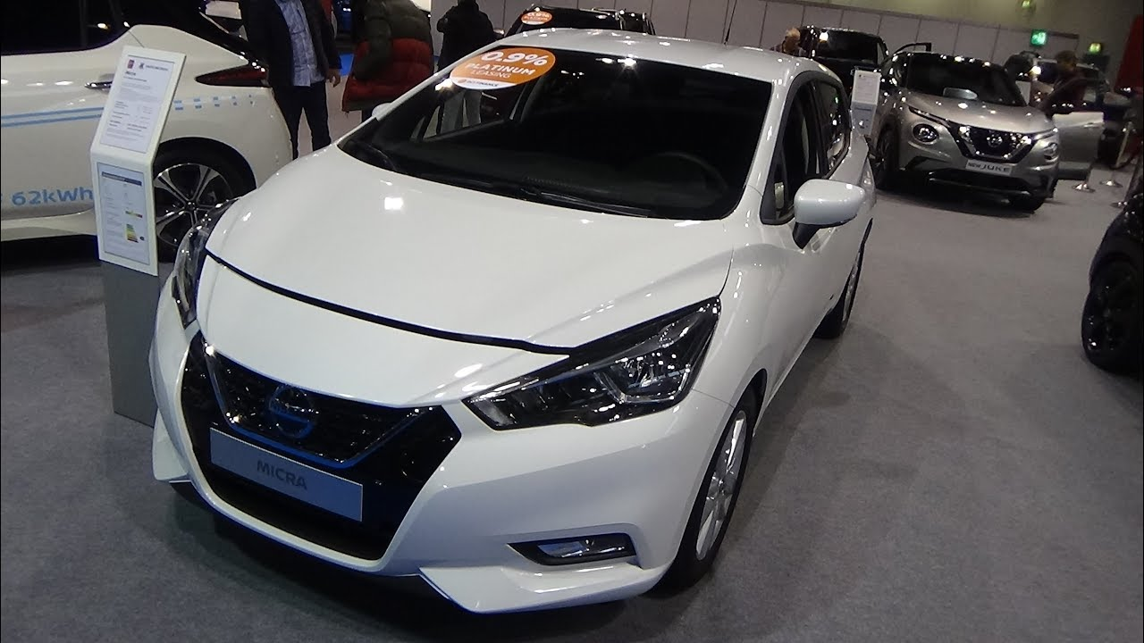 2020 Nissan Micra Ig T Xtronic 100 N Way Exterior And Interior Auto Zurich Car Show 2019 Youtube
