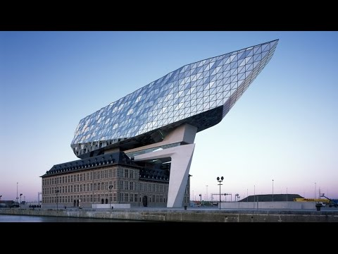 Engineering Antwerp Port House | The B1M