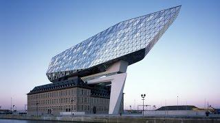 Engineering Antwerp Port House | The B1M