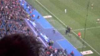 Real Madrid - Juventus 0-2; Standing ovation per Del Piero