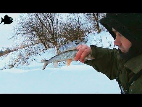 Рыбалка хариус на малых реках видео