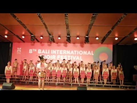 8th BALI INTERNATIONAL CHOIR FESTIVAL 2019#CORDILLERA PERFORMANCE