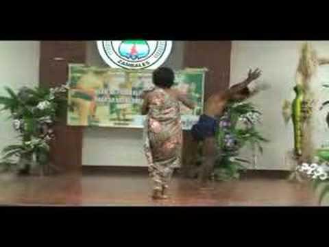 Aeta Dance of Courtship