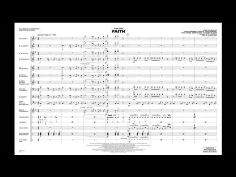Faith (from Sing) arranged by Paul Murtha