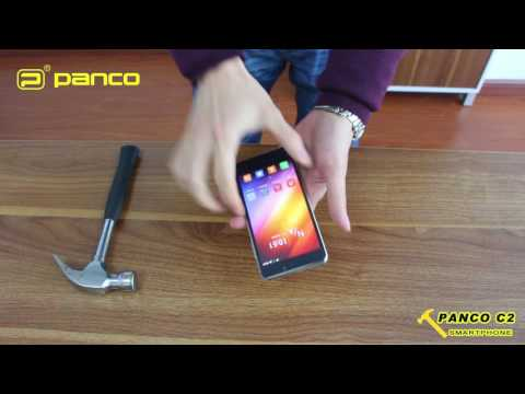 PANCO C2 smartphone review video_The slimmest shock-proof smartphone