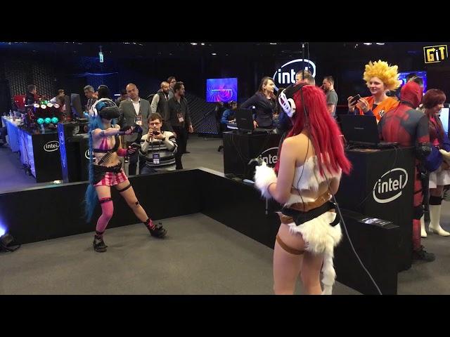 Intel Extreme Masters 2018 Katowice - footage, memories - EXPO & Spodek