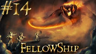 """PREPARE FOR WAR"" Minecraft Lord of the Rings - Fellowship Ep 14"