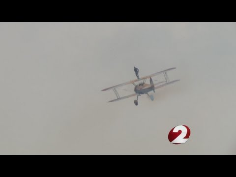 FAA and NTSB investigate Dayton air show crash