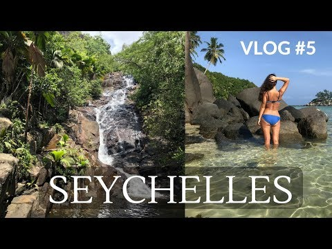 SEYCHELLES HONEYMOON VLOG #5 | Mahe Island | Dilya London