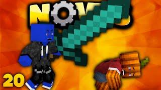 1 HIT WAFFE + QUANTUM RÜSTUNG! - Minecraft NOVUS #20 | DieBuddiesZocken