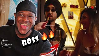 American First Time Reacting To Diljit Dosanjh: Born To Shine (Official Music Video) G.O.A.T