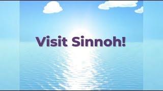Explore Pokémon: Sinnoh Region