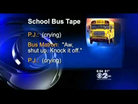 Was Autistic Student Taunted, Tormented On School Bus?