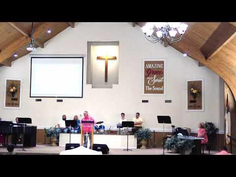 Sunday July 26, Morning Worship Service