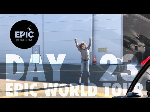 ARRIVING IN NUNAVIK | EPIC World Tour Day 23