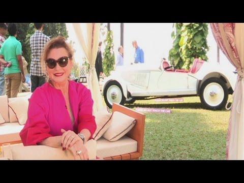 Voiture de princes à Bombay, antiquité et salon littéraire - Nec plus Ultra n°372