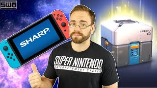 Nintendo Switch Reportedly Seeing Another Upgrade And Loot Boxes Are Getting Exposed | News Wave