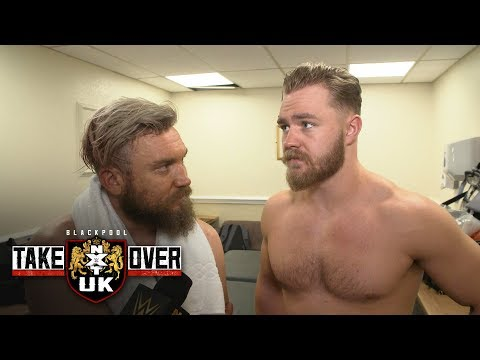 "Moustache Mountain ""didn't have everything"" against Gibson & Drake: WWE Exclusive, Jan. 12, 2019"