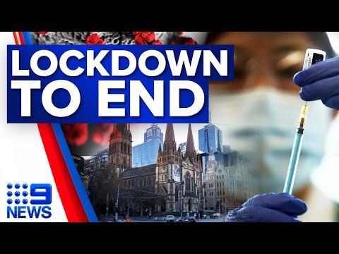 Melbourne hard lockdown set to end   Coronavirus   9 News Australia