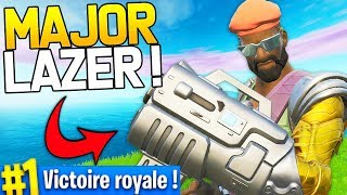 THE PACK MAJOR LAZER IS FINALLY ARRIVED ON FORTNITE!