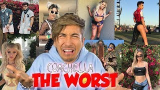 ROASTING YOUTUBERS COACHELLA OUTFITS ( please don\'t hate me... )