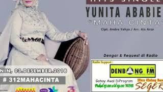 Yunita Ababiel - Maha Cinta (Cipt. Andre Yahya - Arr. Ais Arza)