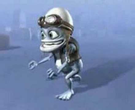 crazy frog air bike ding ding!
