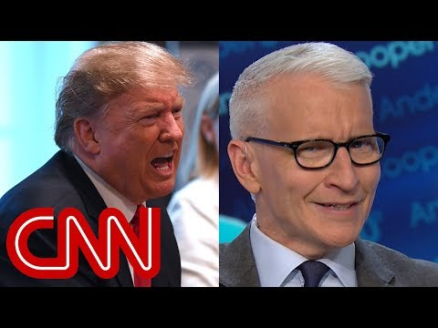 Anderson Cooper: Make-believe isn't OK when you are president