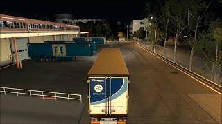 ETS2 [Turkey to Bulgaria] 의료백신…