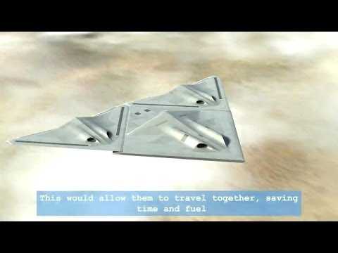 BAE Systems - Future Aircraft Technology Concepts [720p]