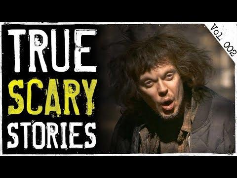 Creepy Bus & Homeless Man Stories | 9 True Scary Horror Stories From Reddit (Vol. 002)