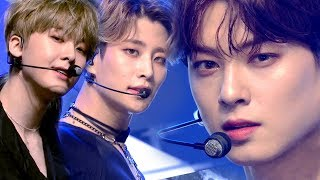 ASTRO - BLUE FLAME [Music Bank Ep 1005]