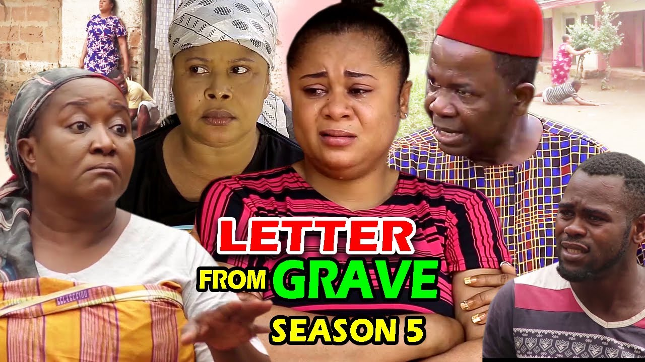Download LETTER FROM THE GRAVE SEASON 5 - (New Movie)  2021 Latest Nigerian Nollywood Movie Full HD
