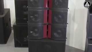 Профессиональное звуковое оборудование бренда Audiocenter