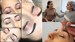 eyebrow cosmetic tattoo   eyebrows on fleek