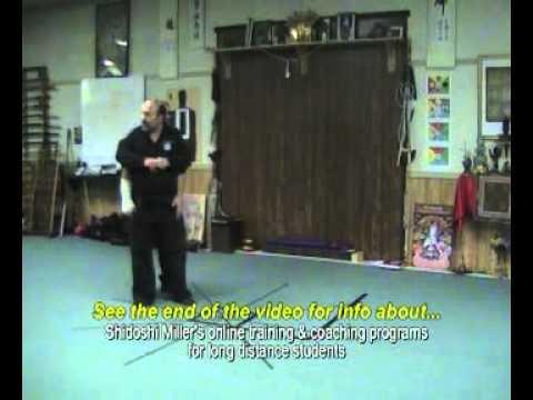 Ninjutsu Technique - Body-Grab Defense Using the Ninja