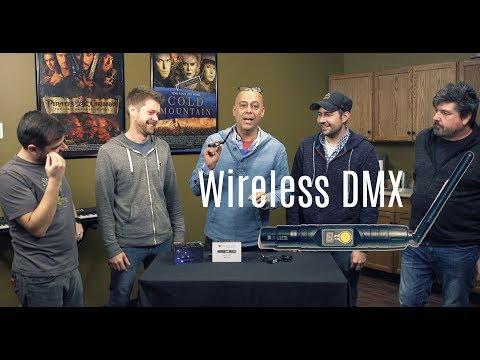 The Very Best Wireless DMX!