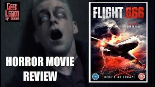FLIGHT 666 ( 2018 Paul Logan ) Horror Movie Review