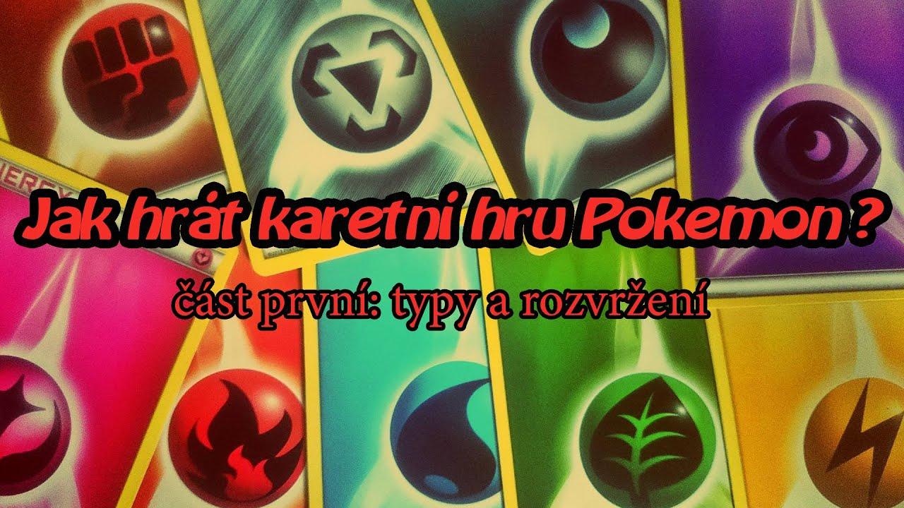 Chcete zaa hra kartov hru Pokmon