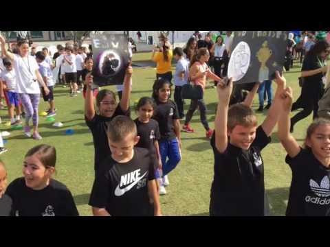 EIS J YR3 and YR4 Sports Day 2016 17
