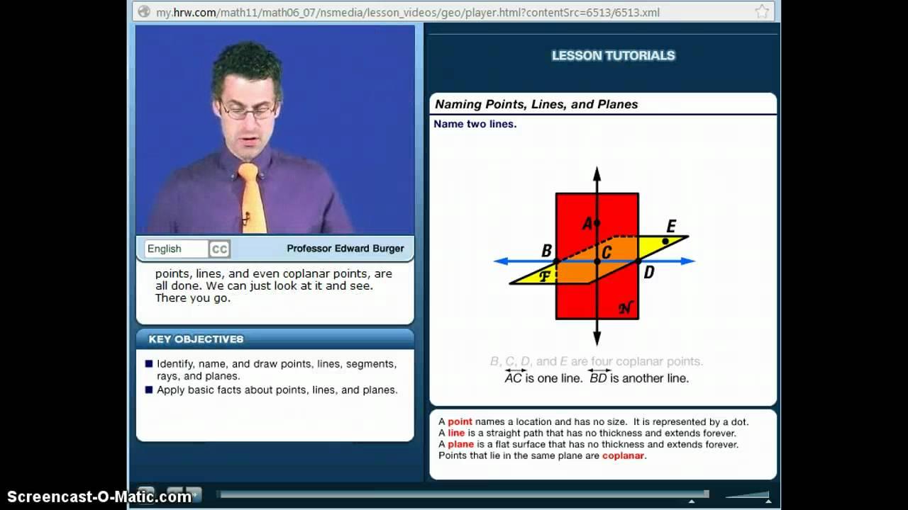 geometry honors 11 youtube