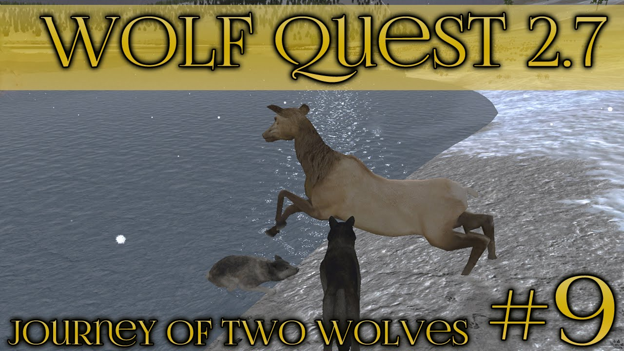 New how to make a pack on wolf quest draw quest make pack on a how wolf to journey wolf snow brothers quest in prey of ccuart Choice Image