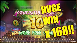Huge Win x168 - The Mask Re-triggers - Online Slots - PlayOJO Casino - The Reel Story