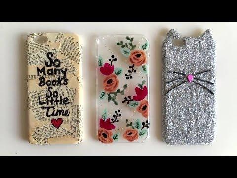 Make Mobile Cover at Home | DIY Mobile Cover | DIY Phone Case Life Hacks