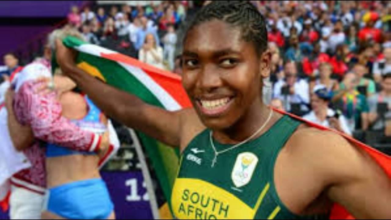 Caster Semenya Wins Gold In 800m Final-Rio Olympics 2016
